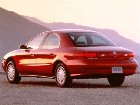 1997 mercury sable Exterior