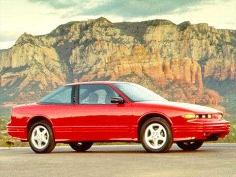 1997 oldsmobile cutlass supreme Exterior