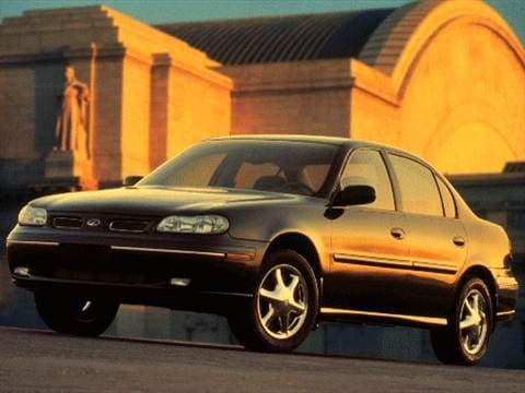 oldsmobile 1997 cutlass supreme