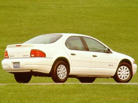1997 plymouth breeze Exterior