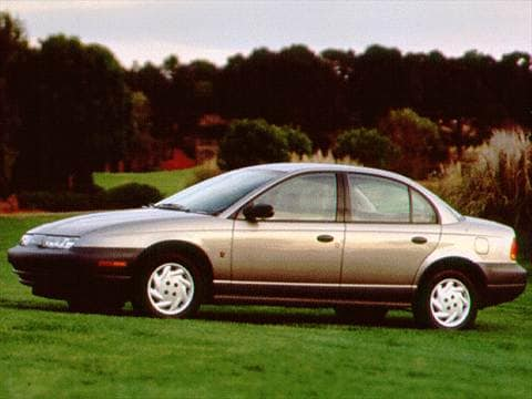 1997 Saturn S Series