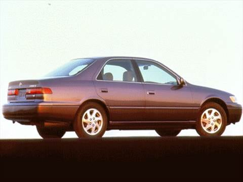 1997 Toyota Camry Pricing Ratings Amp Reviews Kelley