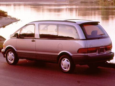 1997 toyota previa kelley blue book 1997 toyota previa save vehicle publicscrutiny Gallery