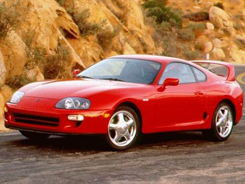 1997 Toyota Supra Pricing Ratings Reviews Kelley Blue Book