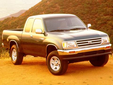 1997 Toyota T100 Xtracab DX Pickup  photo