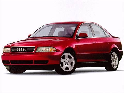 1998 Audi A4 | Pricing, Ratings & Reviews | Kelley Blue Book