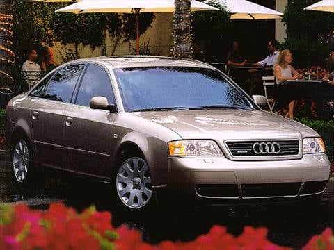 1998 audi a6 pricing ratings reviews kelley blue book. Black Bedroom Furniture Sets. Home Design Ideas