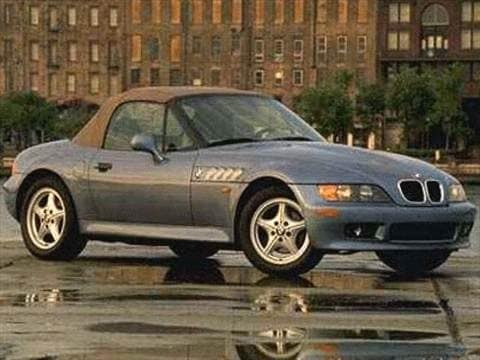 1998 Bmw Z3 Pricing Ratings Amp Reviews Kelley Blue Book