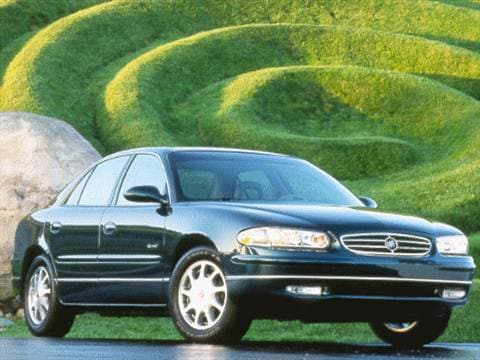 1998 Buick Regal LS Sedan 4D  photo