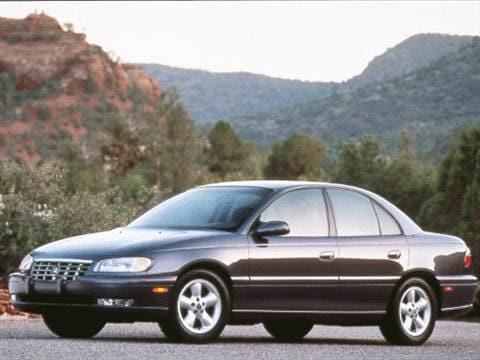 1998 Cadillac Catera Pricing Ratings Reviews Kelley Blue Book