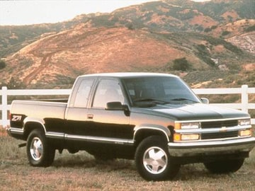 1998 chevrolet 1500 extended cab   pricing, ratings & reviews