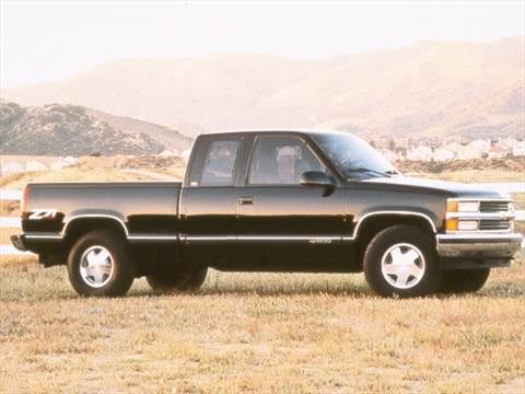 1998 chevrolet 2500 extended cab Exterior