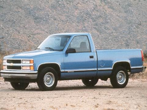 1998 chevrolet 3500 regular cab Exterior