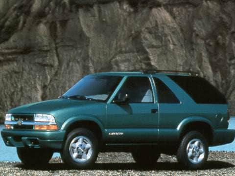 1998 Chevrolet Blazer Pricing Ratings Amp Reviews