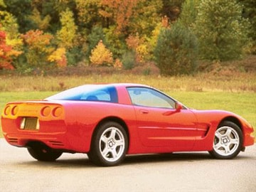 Kbb Trade In Value >> 1998 Chevrolet Corvette | Pricing, Ratings & Reviews ...