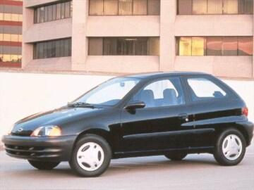 Chevrolet Metro Frontside Chmet