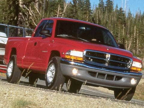 Dodge Dakota Club Cab Frontside Dtdke on 2001 Dodge Dakota Kbb