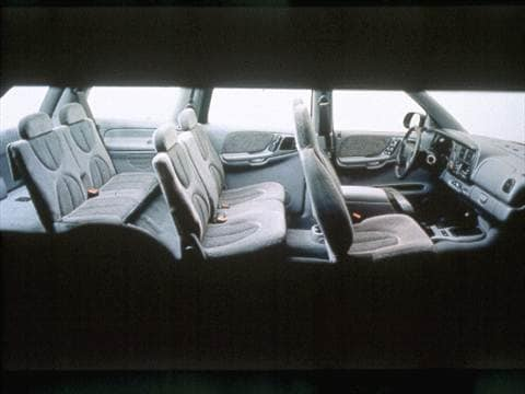 1998 dodge durango Interior