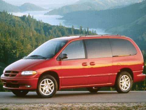 1998 Dodge Grand Caravan Passenger Minivan  photo