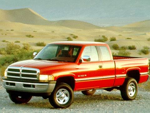 1998 dodge ram 1500 club cab Exterior