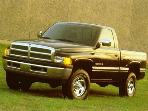 1998 dodge ram 2500 regular cab Exterior