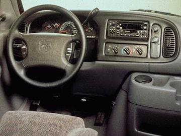 1998 Dodge Ram Van 2500 Exterior Interior