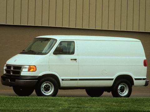 1998 Dodge Ram Van 2500 | Pricing, Ratings & Reviews ...