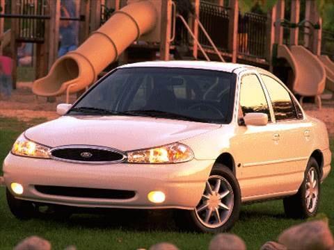1998 ford contour sport specs