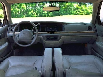 1998 Ford Crown Victoria Pricing Ratings Reviews Kelley Blue Book