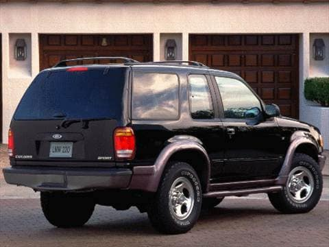 1998 Ford Explorer Exterior 1998 Ford Explorer Exterior ...