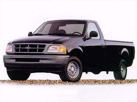 1998 ford f150 regular cab pricing ratings reviews kelley blue book. Black Bedroom Furniture Sets. Home Design Ideas