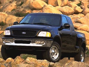 1998 Ford F250 Super Cab Pricing Ratings amp Reviews