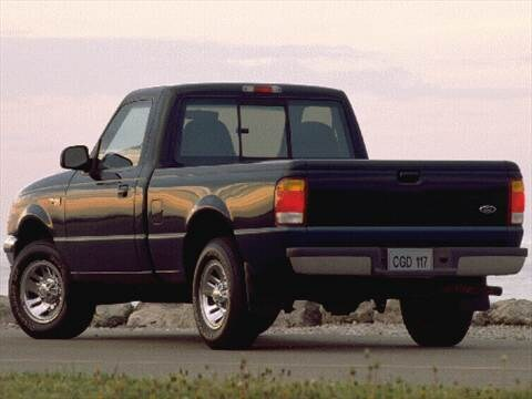 1998 ford ranger regular cab Exterior