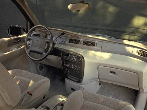 1998 ford windstar passenger Interior