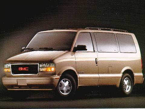 1998 Gmc Safari Penger