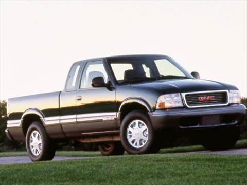 1998 GMC Sonoma Club Coupe Cab