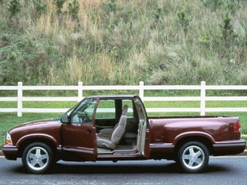 1998 GMC Sonoma Club Coupe Cab | Pricing, Ratings ...