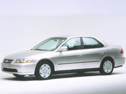 1998 Honda Accord DX Sedan 4D  photo