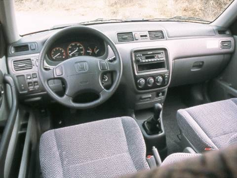 1998 honda cr v Interior