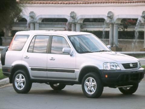 1998 Honda Cr V Exterior 1998 Honda Cr V Exterior ...