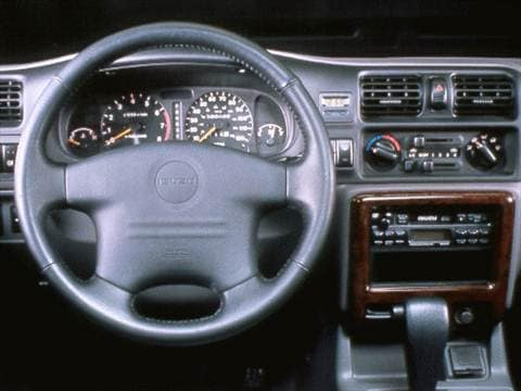 1998 isuzu rodeo Interior