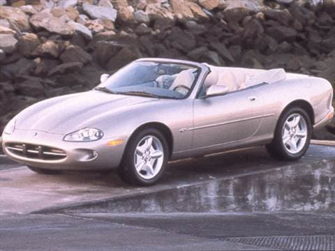 Beautiful 1998 Jaguar Xk