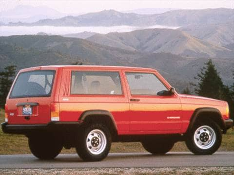 1998 Jeep Cherokee SE Sport Utility 2D  photo