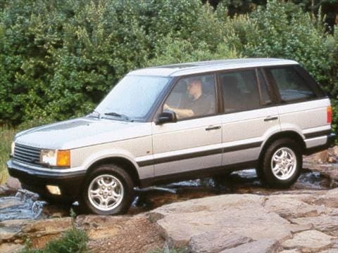 1998 Land Rover Range Rover 4.0 SE Sport Utility 4D  photo