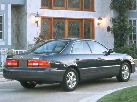 Lexus es 1998