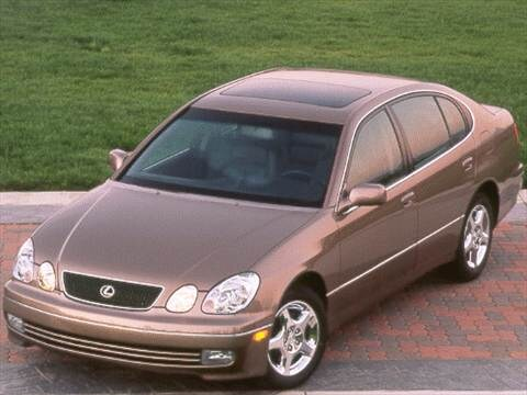 1998 Lexus GS GS 300 Sedan 4D  photo