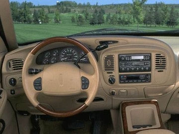 1998 lincoln navigator pricing ratings reviews kelley blue book 2000 lincoln navigator interior