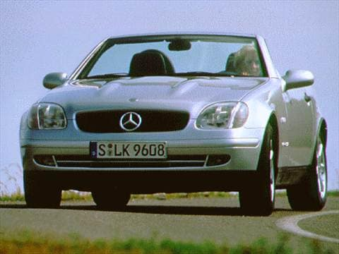 1998 Mercedes-Benz SLK-Class SLK230 Roadster 2D  photo