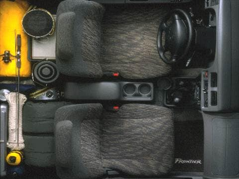 1998 Nissan Frontier King Cab Interior ...