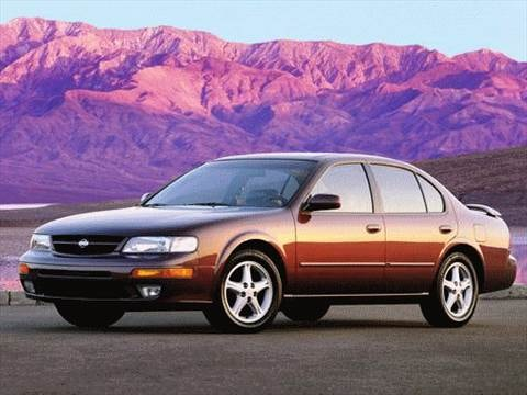 1998 Nissan Maxima Pricing Ratings & Reviews